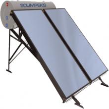 Equipo Solar 300 litros