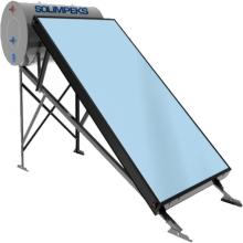 Equipo solar termico 200 litros